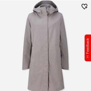 Uniqlo Women's Blocktech Coat Jacket